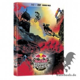 RED BULL RAMAPAGE 2010 The Evelution Blu-ray + DVD