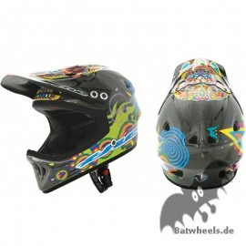 THE industries Day of the Dead T2 Carbon Helm