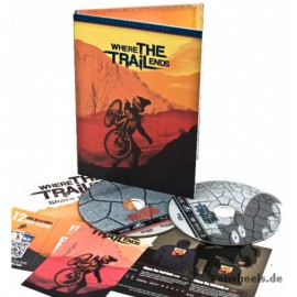Where the trail ends - Collectors Edition - Bluray + DVD + HD Download