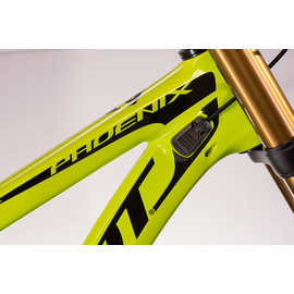 Pivot Phoenix carbon 27.5 2015 + Fox 40 Rahmen Kit